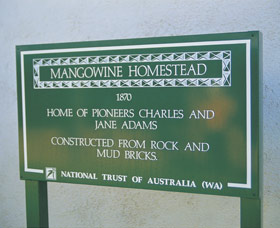 Mangowine Homestead - Accommodation Australia