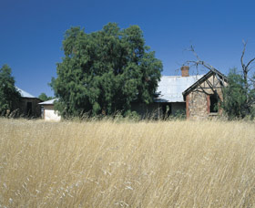 The Slater Homestead - Accommodation Australia