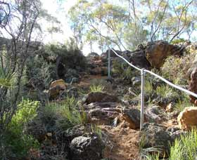 Mount Matilda - Accommodation Australia