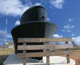Harold E Holt Naval Communication Station - Accommodation Australia