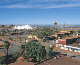 Town Observation Tower - Accommodation Australia
