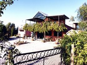 The Terrace Gallery at Patly Hill Farm - Accommodation Australia