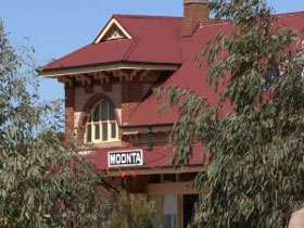 Moonta Tourist Office - Accommodation Australia