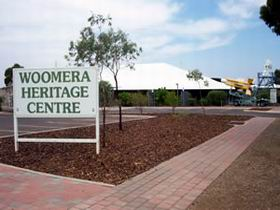 Woomera Heritage and Visitor Information Centre - Accommodation Australia