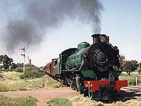 Pichi Richi Railway - Accommodation Australia