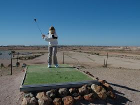 Coober Pedy Opal Fields Golf Club - Accommodation Australia