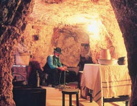 Umoona Opal Mine And Museum - Accommodation Australia