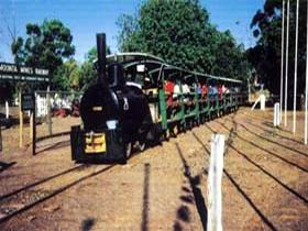 Moonta Mines Tourist Railway - Accommodation Australia