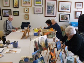 Northern Yorke Peninsula Art Group - Accommodation Australia