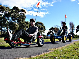 Pedal Buggies Tasmania - Accommodation Australia