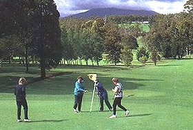 Deloraine Golf Course - Accommodation Australia