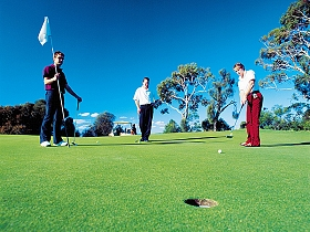 Bridport Golf Club - Accommodation Australia