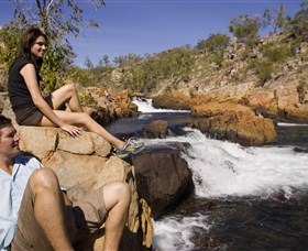 Crystal Falls - Accommodation Australia