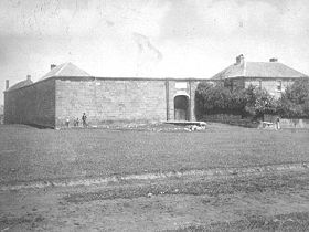 Oatlands Gaol House - Accommodation Australia