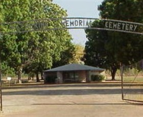 Katherine Cemetery - Accommodation Australia