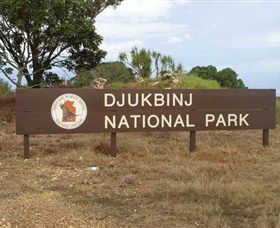 Djukbinj National Park - Accommodation Australia