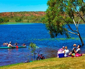 Tingkkarli/Lake Mary Ann - Accommodation Australia