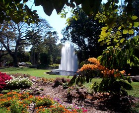 George Brown Darwin Botanic Gardens - Accommodation Australia
