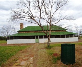 Tennant Creek Telegraph Station - Accommodation Australia