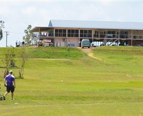 Gove Country Golf Club - Accommodation Australia