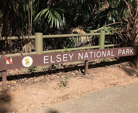 Elsey National Park - Accommodation Australia