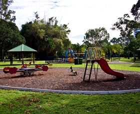 Cascade Gardens - Accommodation Australia