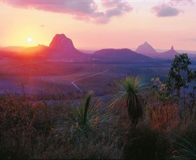 Glass House Mountains National Park - Accommodation Australia