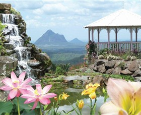Maleny Botanic Gardens - Accommodation Australia