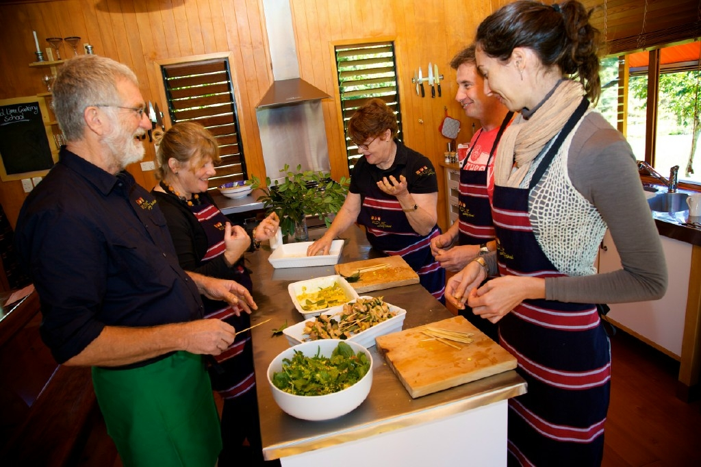 Wild Lime Cooking School - Accommodation Australia