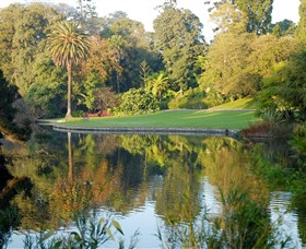 Royal Botanic Gardens Melbourne - Accommodation Australia