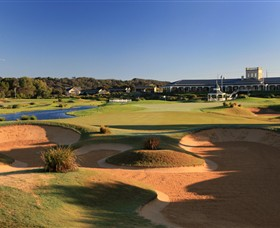 Eagle Ridge Golf Course - Accommodation Australia
