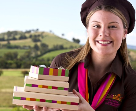 Yarra Valley Chocolaterie  Ice Creamery - Accommodation Australia