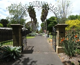 Friends of Geelong Botanic Gardens - Accommodation Australia