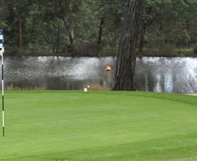 Hepburn Springs Golf Club - Accommodation Australia