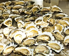 Wheelers Oysters - Accommodation Australia