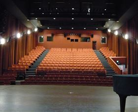 Capitol Theatre Tamworth - Accommodation Australia