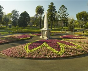 Queens Park Toowoomba - Accommodation Australia