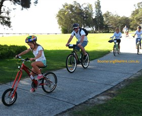Boomerang Bikes Central Coast Bike Tours - Accommodation Australia