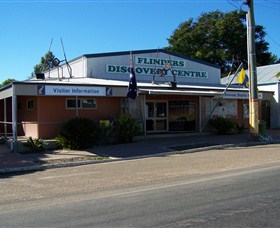 Flinders Discovery Centre - Accommodation Australia