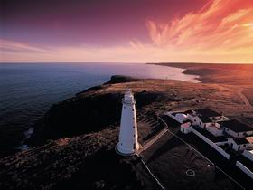 Cape Willoughby Lightstation - Cape Willoughby Conservation Park - Accommodation Australia