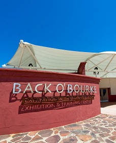 Back O Bourke Exhibition Centre - Accommodation Australia