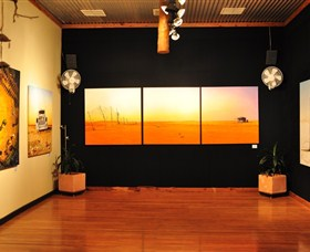 John Murray Art Gallery - Accommodation Australia