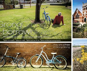 Grong Grong Borrow Bikes - Accommodation Australia
