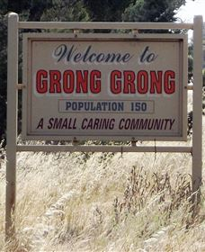 Grong Grong Earth Park - Accommodation Australia