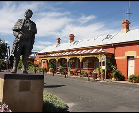 Forbes Railway Arts and Visitor Information Centre - Accommodation Australia