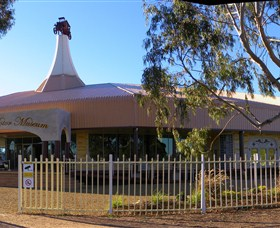 McFeeters Motor Museum and Visitor Information Centre - Accommodation Australia