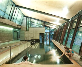 Hepburn Bathhouse  Spa - Accommodation Australia