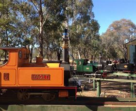 Mudgee Miniature Railway - Accommodation Australia