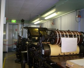 Queanbeyan Printing Museum - Accommodation Australia