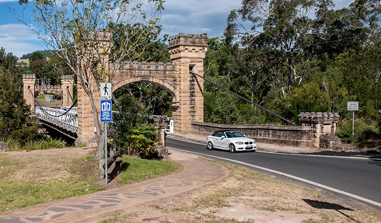 Coast to the Highlands scenic drive  Kangaroo Valley - Accommodation Australia